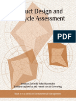 Product Design and Life Cycle Assessment