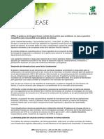 Contrato entre el gobierno y UPM por nueva planta de celulosa