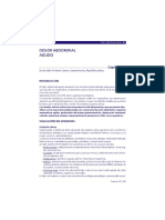 Dolor Abdominal Agudo Protocolo de Urgencias CHT