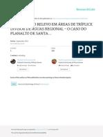 PLANALTO DE SANTA CATARINA