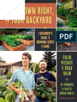 Food Grown Right in Your Backyard.epub
