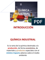 1.Introduccion Quimica Industrial