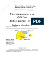 Ministerio de Educación Ejemplo Trab. n3 Csnaturales y Su Didact.