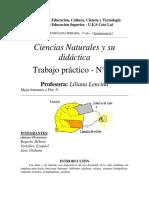 Ministerio de Educación Ejemplo trab. n3 Csnaturales y su didact..docx