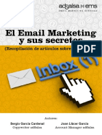 El Email Marketing y Sus Secretos
