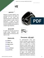 Hematite - Usos y Propiedades _ Minerales Del Mundo