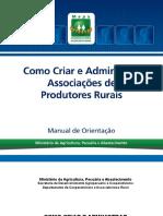 Como Criar e Administrar Associações de Produtores Rurais.pdf