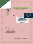 Estrategias de Aprendizaje Doc 2 Conductismo