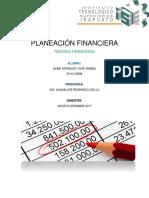 Razones Financieras Jaime Morales Ismael