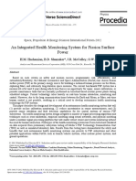 An Integrated Health Monitoring System for Fission Surfac 2012 Physics Proce