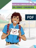 Orietaciones Sobre Zika Dengue y Chiungunya