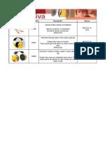 1.Catálogo de Epp - Protección Auditiva