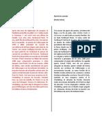 Txt Traduit Règlement Des Comptes