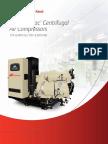 MSG Centac Centrifugal Air Compressors Overview Brochure