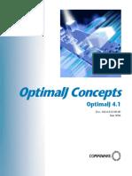 Optimal j Concepts