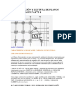 Nterpretación y Lectura de Planos Estructurales Parte 1