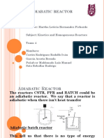 Adiabatic Reactor 2