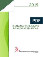 I Congreso Anemias Aplasicas CD