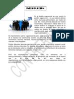 Diseño organizacional inv.
