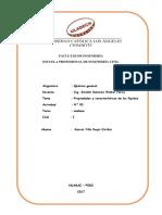 Actividad N 03_Propiedades y Caracteristicas de Los Líquidos