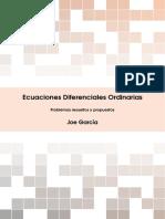 ejercicios de ecuaciones diferenciales \