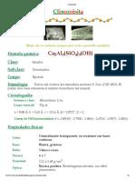 Clinozoisita