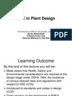 Lecture_HAZOP_Plant Design Project I KC43104