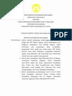Peraturan 025 2017 Tentang Biaya Pendidikan Mahasiswa Non SI Reguler Universitas Indonesia Angkatan (2)