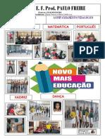 Banner Novo Mais Educação