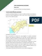Planta Concentradora Santander