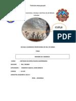 Trabajo Geologia Estructura