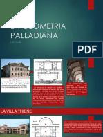 La Geometria Palladiana