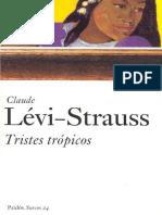 Levi-Strauss, Claude - Tristes trópicos (1955).pdf