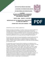 Tarea Import an CIA de Los Hongos en Biotecnologia y Area Aliment Aria.