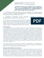 Analisis de Sentencia de Los Ferrocarriles Ne Mexico s