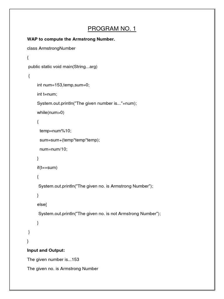 Java Practical   Volume   Class (Computer Programming)