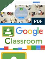 Google Classroom Dosen