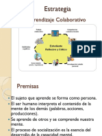 Estrategias de Aprendizaje Colaborativo