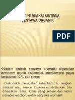 03. Tipe-tipe Reaksi Sintesis