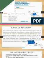 Linea de Aduccion