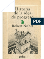 Nisbet,Robert - Historia de La Idea de Progreso