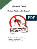Trabajo Practico de Dengue