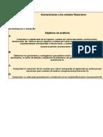 Formato de Cuentas Por Cobrar y Ventas