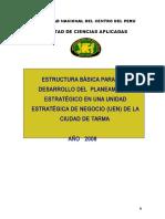 Esquema Basico de Planeamiento Estrategico (Carhuamaca)[1]