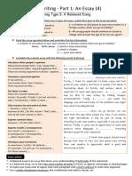 Complete FCE - U3L2 - Essay Type 2