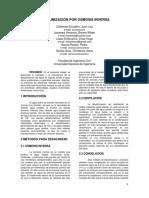 Desalinización Por Osmosis Inversa