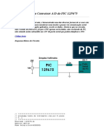 Projetos úteis com PIC em C