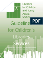Guidelines for Childrens Libraries Services En