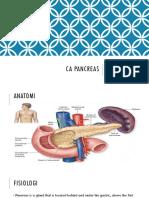 PPT Referat CA Pancreas