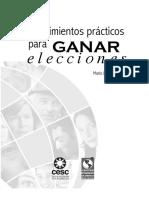 Libro Conocimientos Prácticos Para Ganar Elecciones